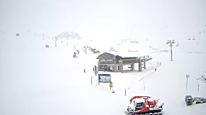 Image d'illustration pour Bilan de l'enneigement en montagne - 9 novembre 2019