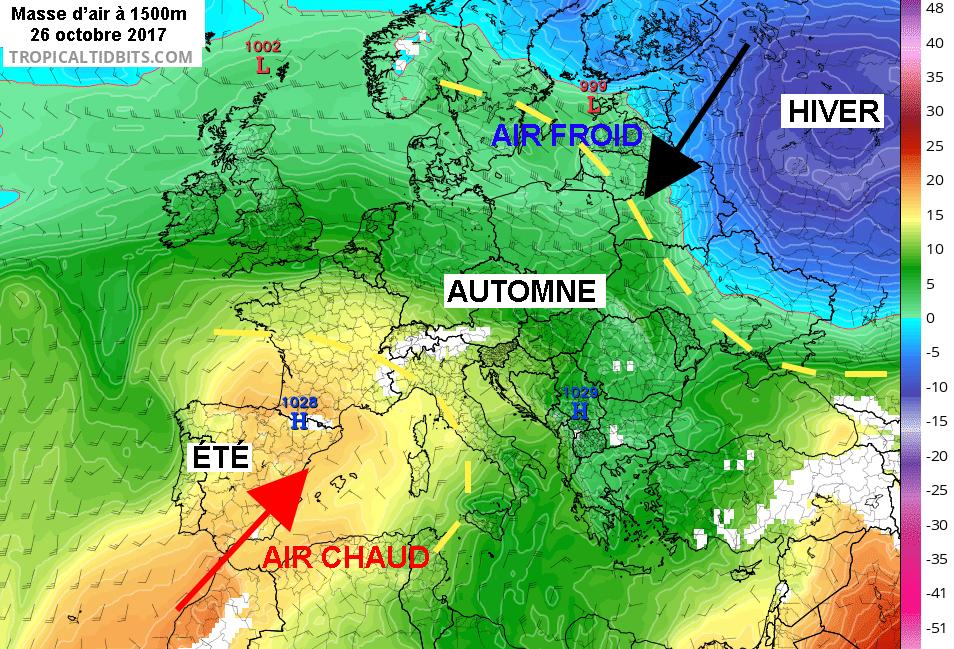 Image d'illustration pour L'Europe à l'interface des saisons