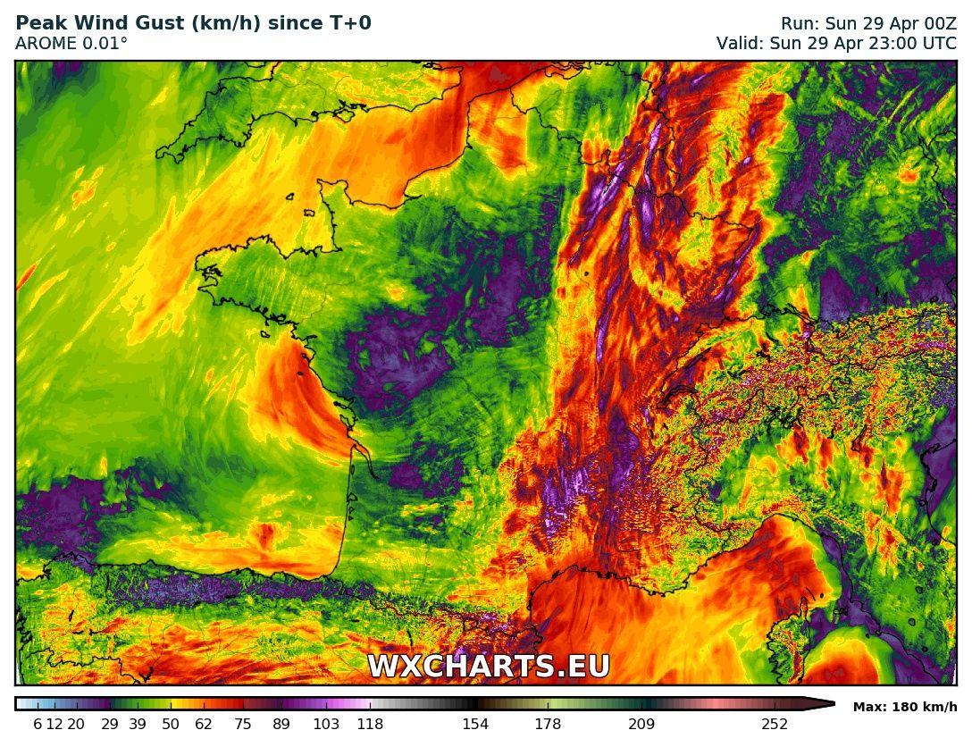 Image d'illustration pour Conflit de masse d'air : gare aux orages !