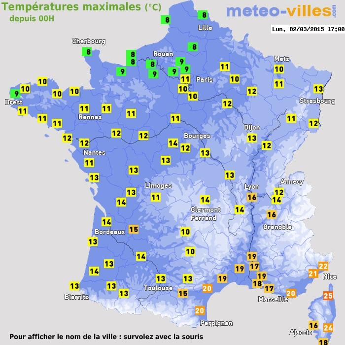 Image d'illustration pour Pic de douceur près de la Méditerranée : presque chaud !