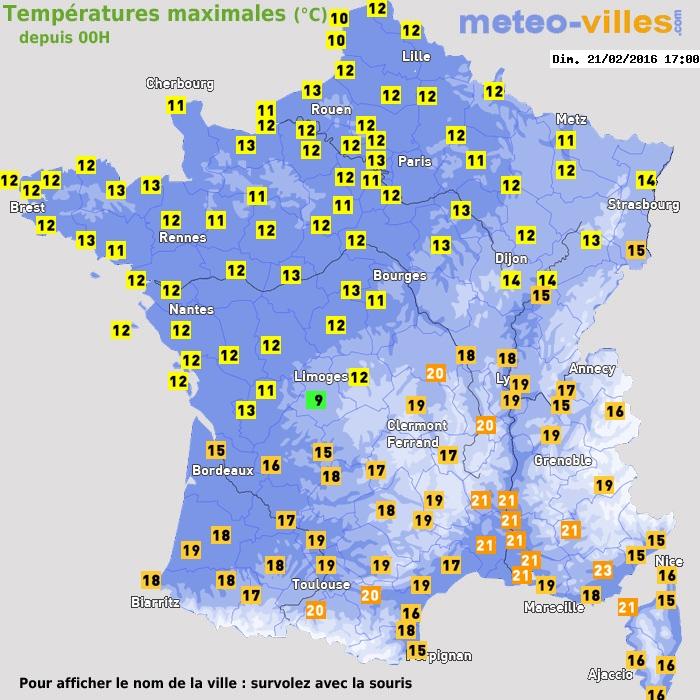 Image d'illustration pour Le printemps avant l'heure au Sud de la France
