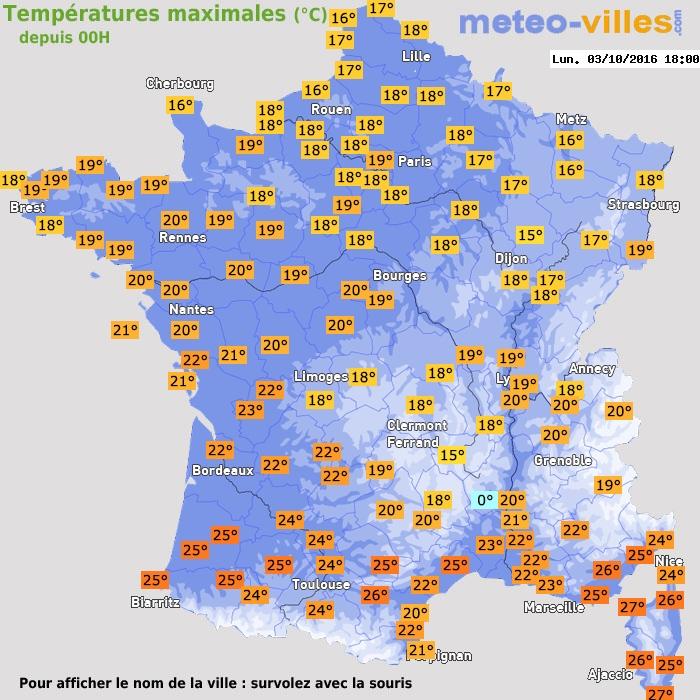 Meteo 15 Jours Rennes