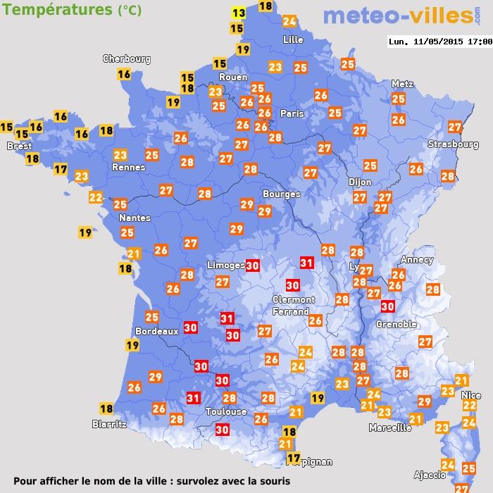 Meteo60 Marseille