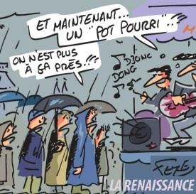 Image d'illustration pour Quelle météo pour la fête de la musique ?