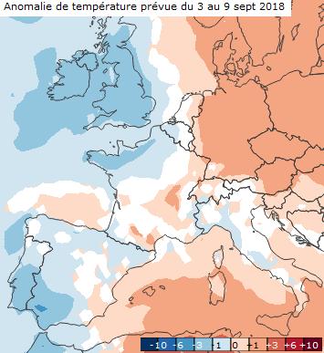 Image d'illustration pour Vers une météo tardivement estivale ou précocement automnale ?