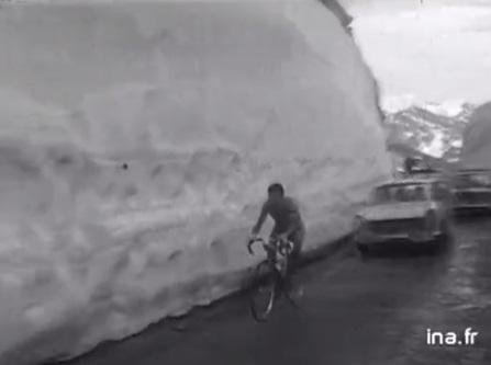 Image d'illustration pour Météo et Tour de France : de la canicule à la neige