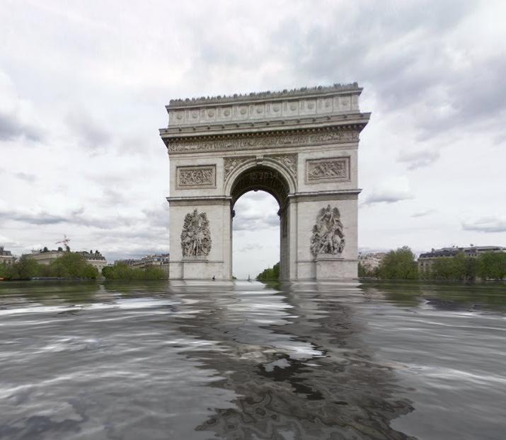 Image d'illustration pour Fonte des glaces : visualiser la montée des eaux