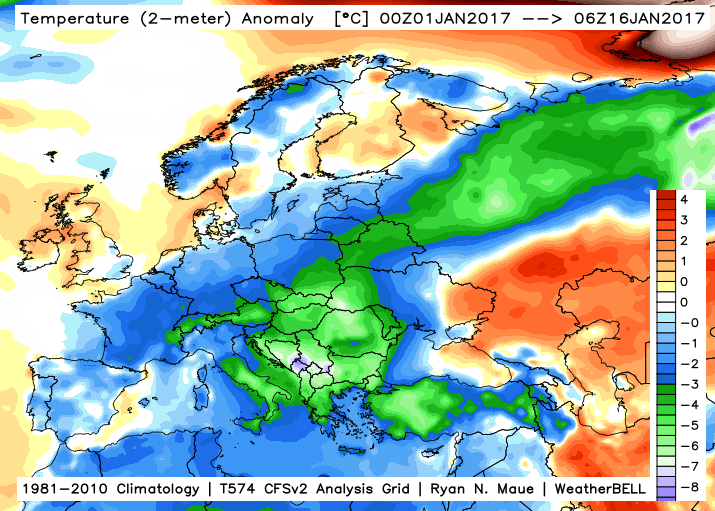 Image d'illustration pour Le froid tue en Europe ou en France