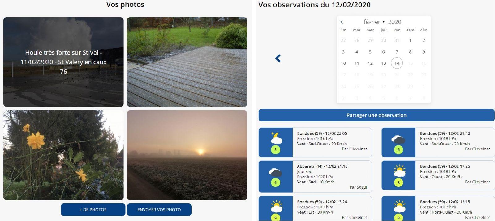 Image d'illustration pour Météo-Villes : prévisions météo expertisées et bien plus encore...