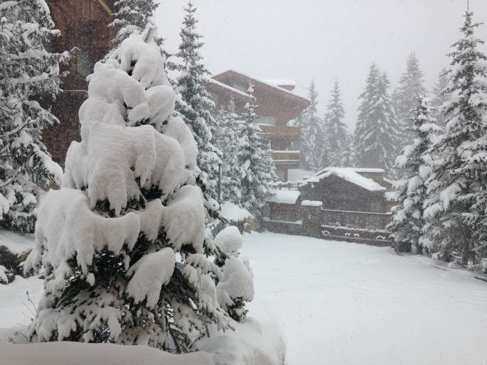 Image d'illustration pour Fortes chutes de neige dans les Alpes et sur les sommets corses