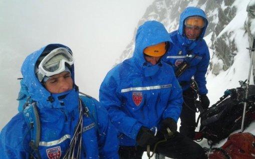 Image d'illustration pour Neige et secours en haute montagne dans les Alpes (Ecrins, Mont Blanc)