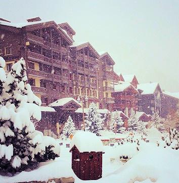 Image d'illustration pour Neige sur les Alpes frontalières