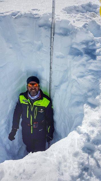 Image d'illustration pour Enneigement record dans les Alpes et les Pyrénées
