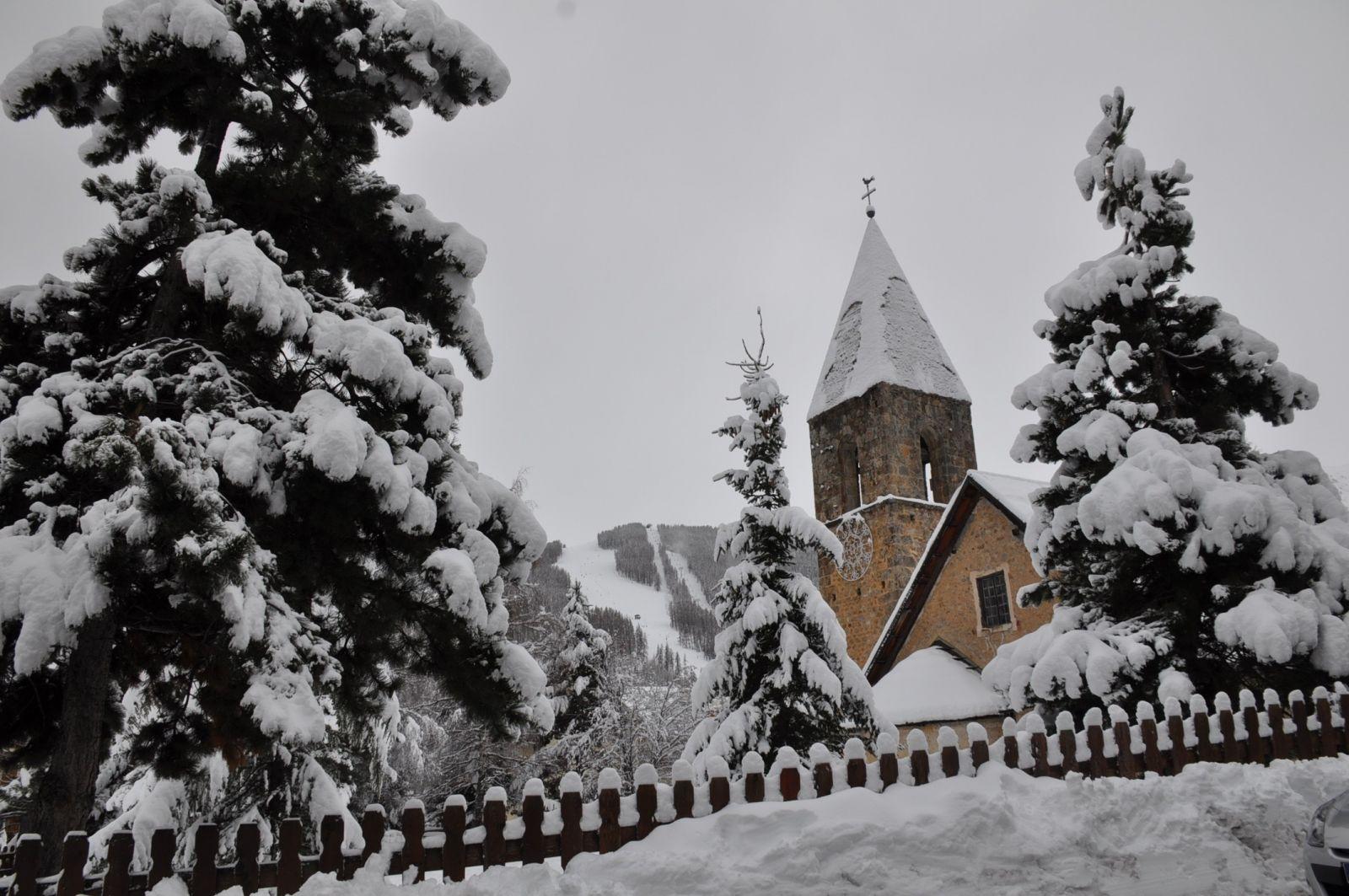 Image d'illustration pour Bulletin d'enneigement des Alpes du Sud
