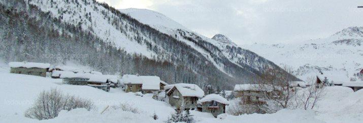 Image d'illustration pour Neige exceptionnelle et risque d'avalanche sur les Alpes