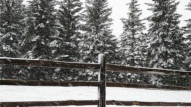 Image d'illustration pour Chutes de neige précoces au Nord des Etats Unis