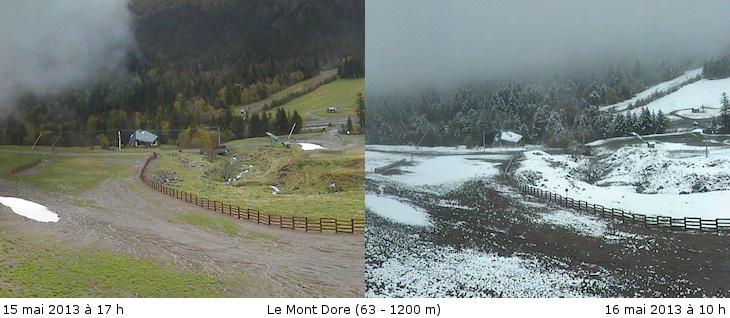 Image d'illustration pour Neige sur le Massif Central et les Pyrénées