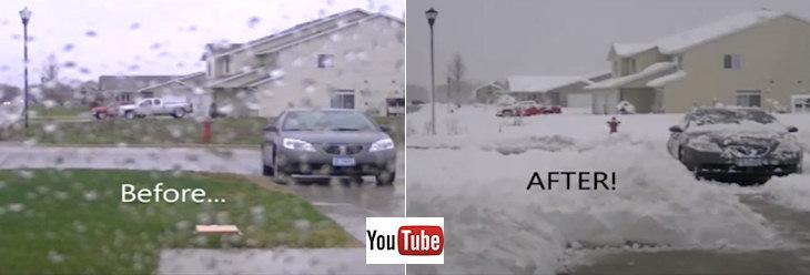 Image d'illustration pour Etats Unis : Après la neige, le froid (belle vidéo)