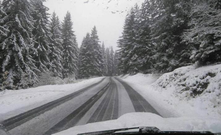 Image d'illustration pour Retour du froid et de la neige en montagne