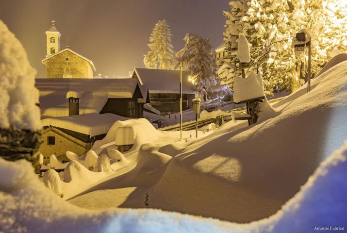 Image d'illustration pour La neige tiendra-t-elle jusqu'à Noël ?