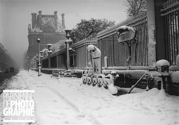 Image d'illustration pour Il ne neige plus à Paris !