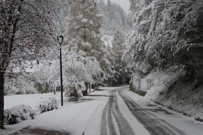Image d'illustration pour Neige sur le Massif Central et le Vercors