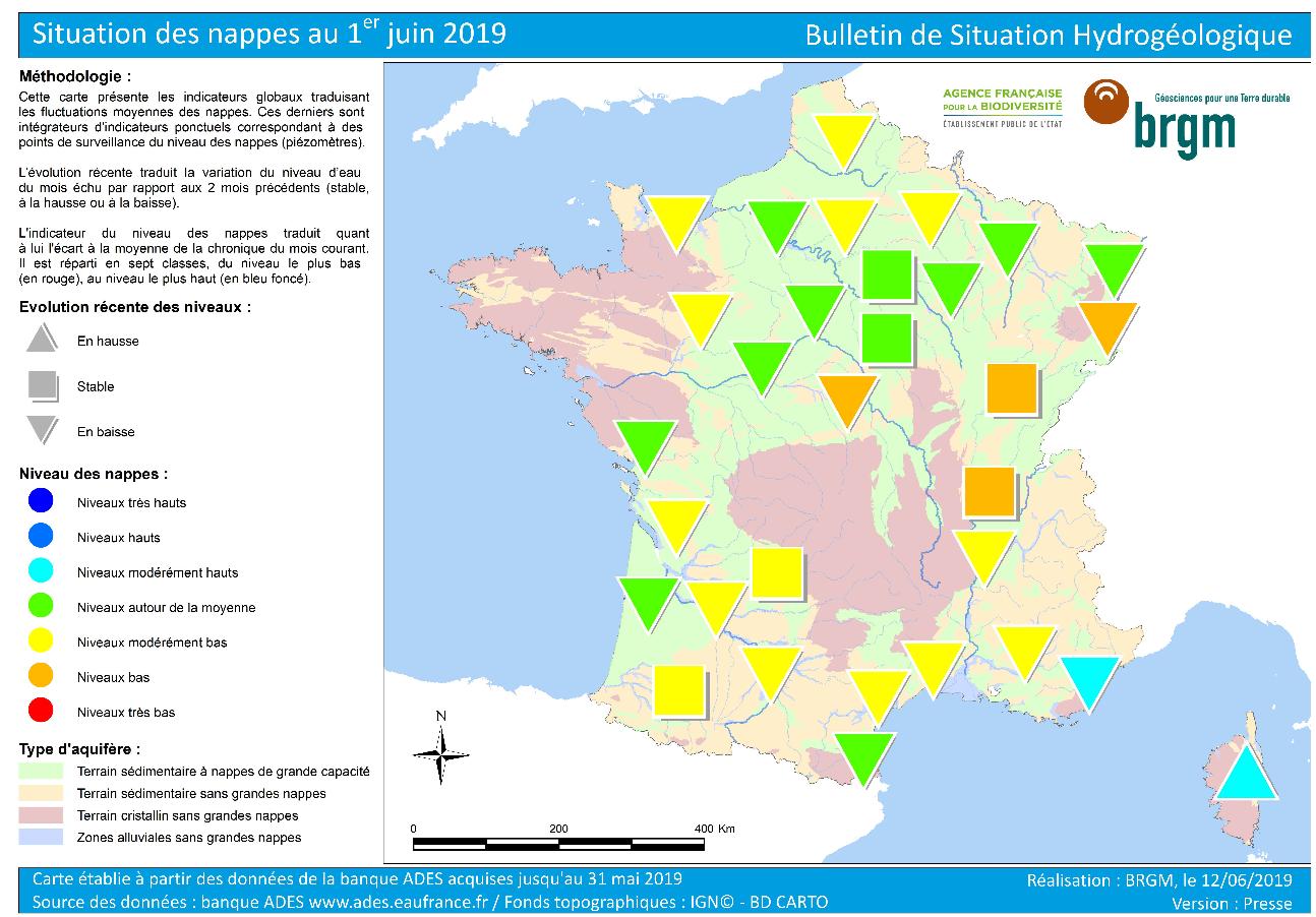 Image d'illustration pour Vers une intensification de la sécheresse en France