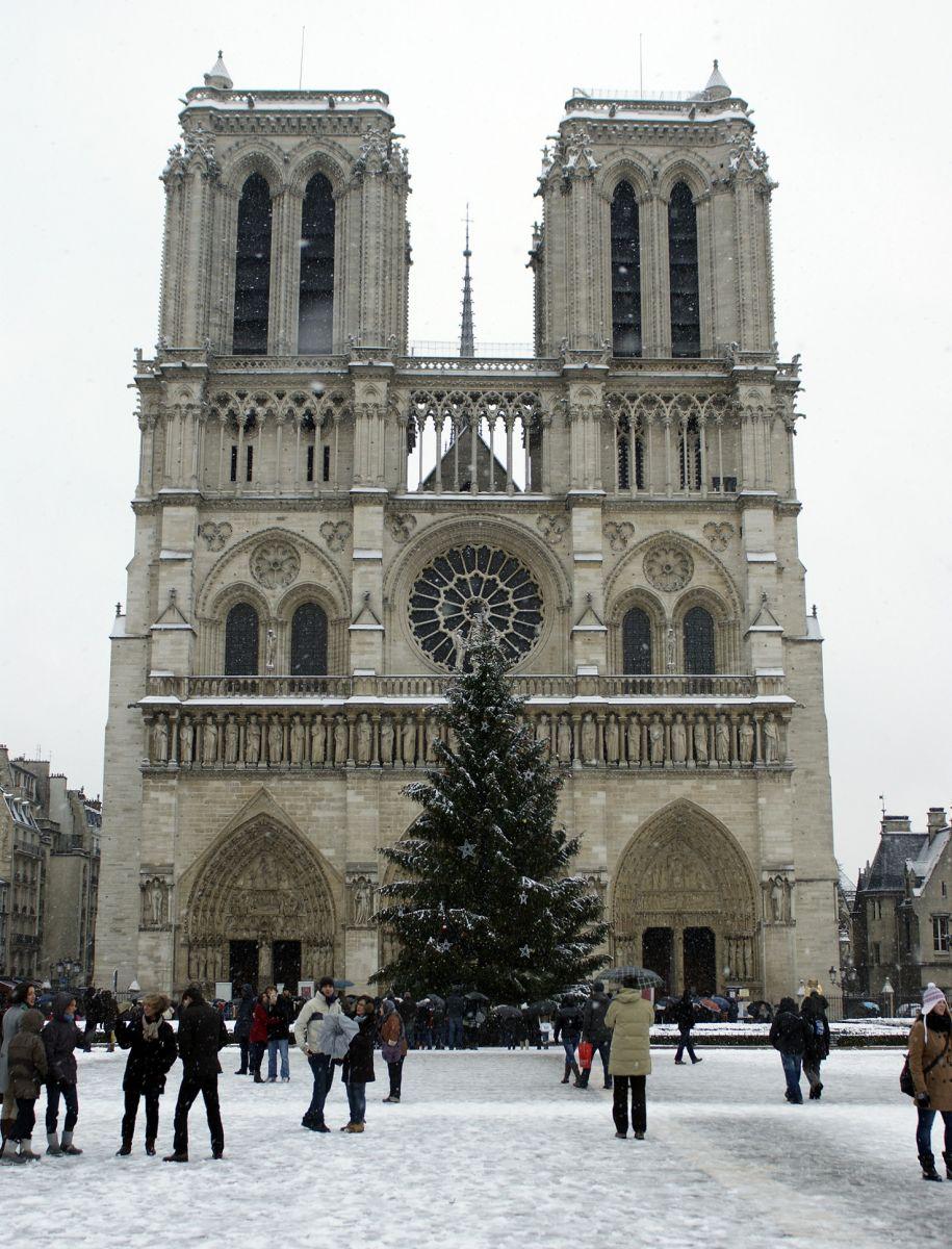 Image d'illustration pour Les Noël Blancs en Belgique et sur le Nord de la France