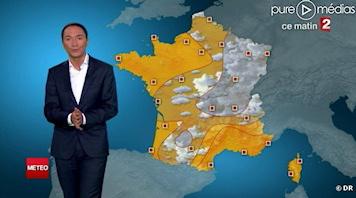Image d'illustration pour Nouveaux bulletins météo sur France Télévisions