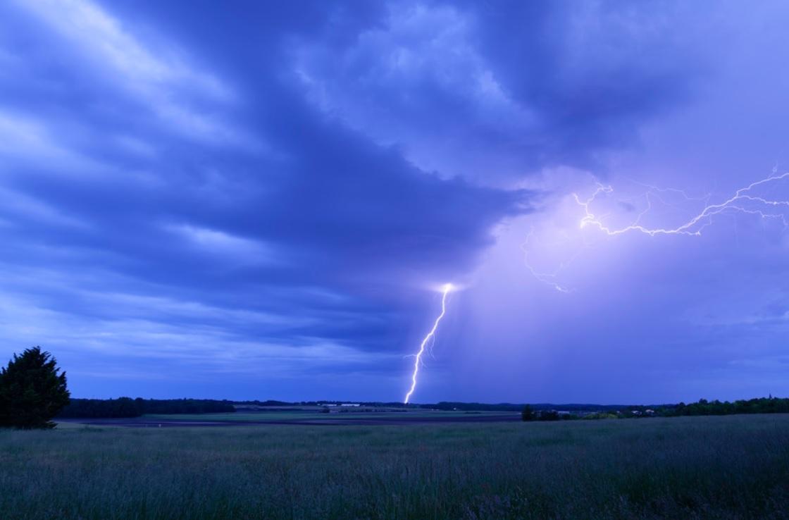 Image d'illustration pour Fréquents orages dans les prochains jours sur le pays