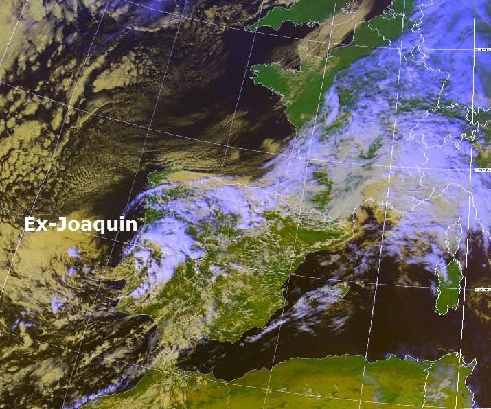 Image d'illustration pour Episode pluvio-orageux du 12 octobre sur le Sud-Est