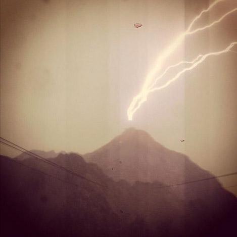 Image d'illustration pour De violents orages interrompent la canicule