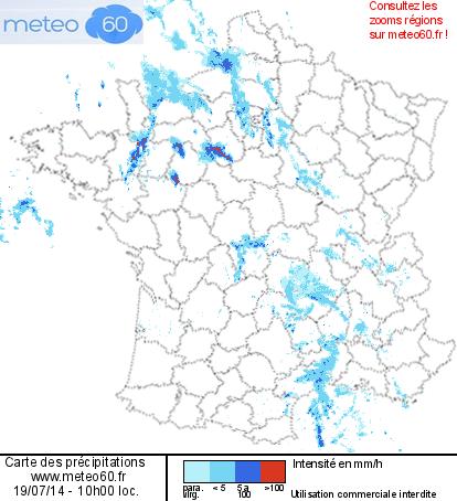 Image d'illustration pour Orage fort en Aquitaine, Poitou Charentes, Limousin et Centre