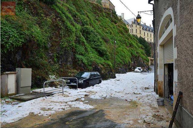 Image d'illustration pour Orages violents entre Poitou Charentes, Limousin et Auvergne