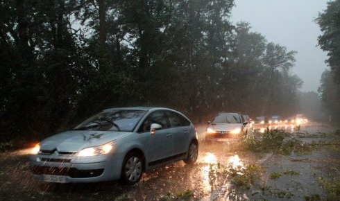 Image d'illustration pour Bilan des violents orages meurtriers du 29 août au 1er septembre