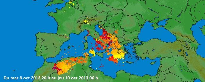 Carte Algerie Meteo.Inondations Et Orages En Algerie Par Meteo Paris