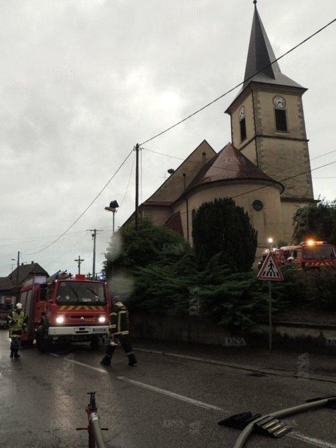 Image d'illustration pour Orage et rafales sur le Nord-Est - blessés en Lorraine et au Luxembourg