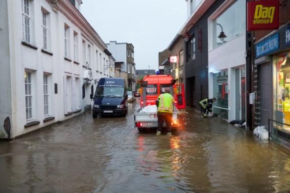 Image d'illustration pour Orage fort sur le Nord Pas de Calais et en Belgique - maisons inondées