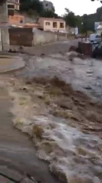 Image d'illustration pour Corse : orage et coulée de boue à Sartène - 2 trombes marines