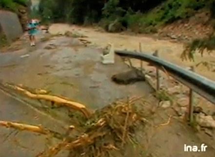 Image d'illustration pour Orages meurtriers dans les campings - Catastrophe de Biescas