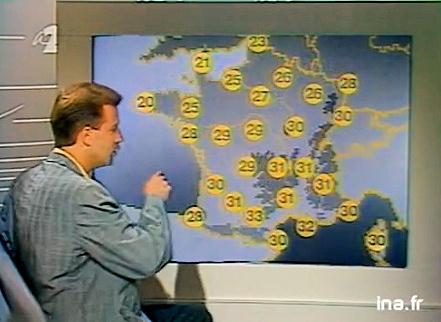 Image d'illustration pour Orage & crue éclair au Grand Bornand le 14 juillet 1987