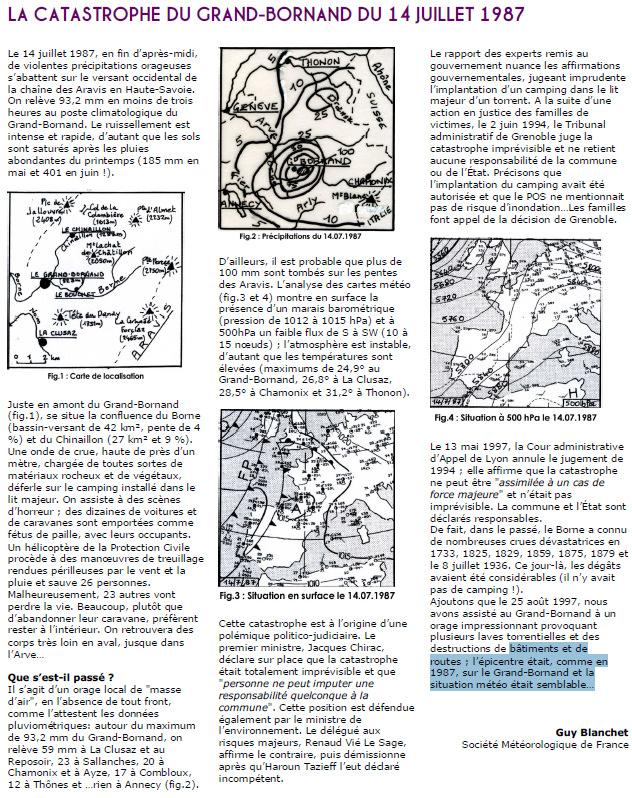 Et climat infos &; édité par la société météorologique de france