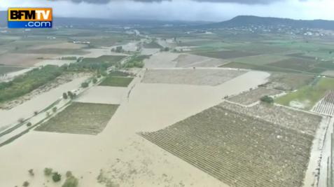 Image d'illustration pour Etat des lieux un an après les inondations du 10 octobre 2014 dans le Gard