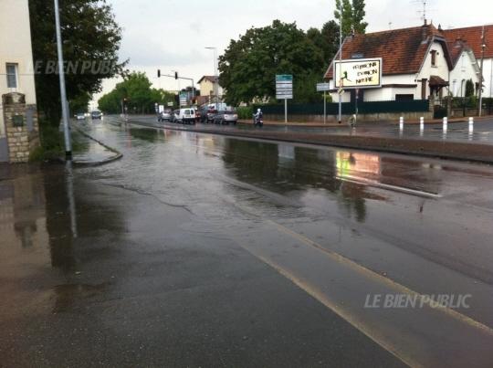 Image d'illustration pour Orage fort voire violent au Sud de la Loire
