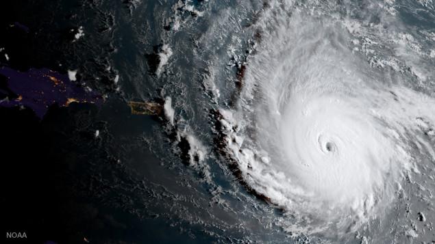 Image d'illustration pour Bilan de la saison cyclonique 2017 en Atlantique Nord