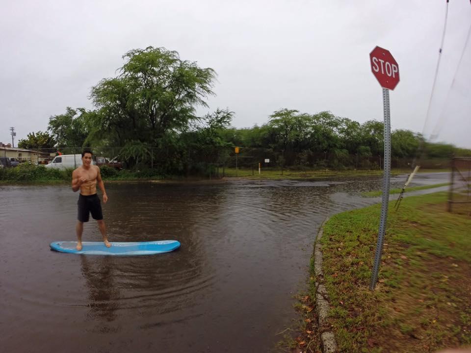 Image d'illustration pour Cyclone Ana : entre Hawaii et les côtes américaines