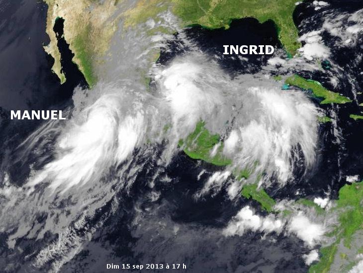 Image d'illustration pour Ouragan Ingrid (Mexique)
