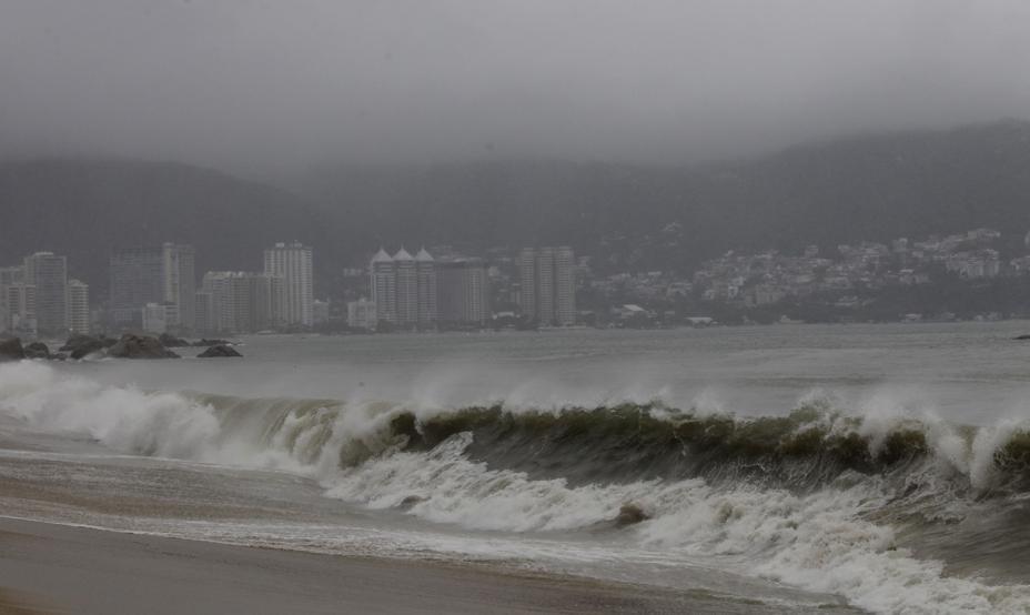 Image d'illustration pour Ouragan Raymond (Pacifique - Mexique)