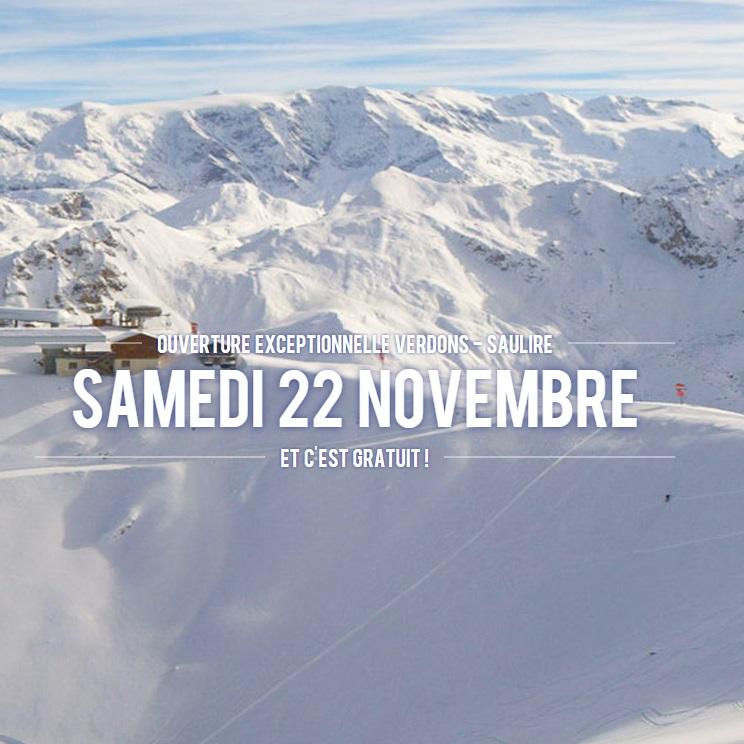 Image d'illustration pour Neige et ouverture des stations de sport d'hiver dans les Alpes