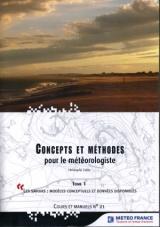 Image d'illustration pour Concepts et méthodes pour le météorologiste
